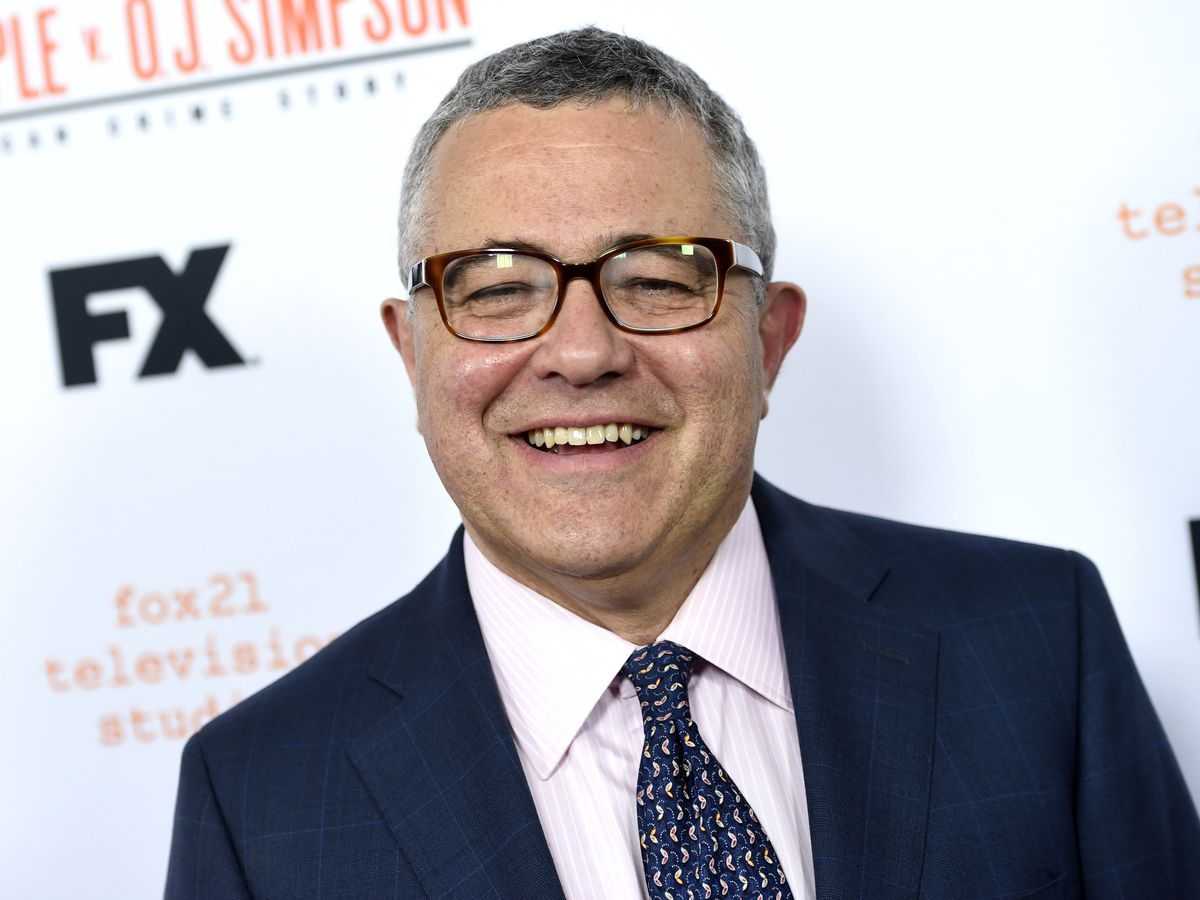 Toobin suspended by the New Yorker, steps away from CNN