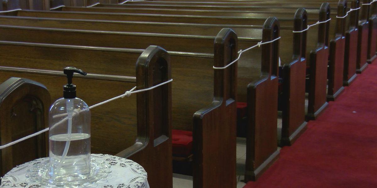 WF churches adjusting during COVID-19