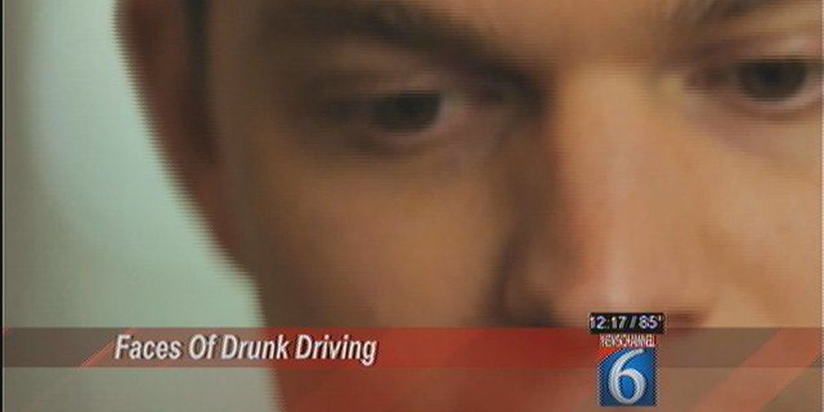 Faces Of Drunk Driving