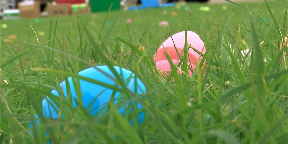 First Assembly bringing Easter egg hunt to houses across WF