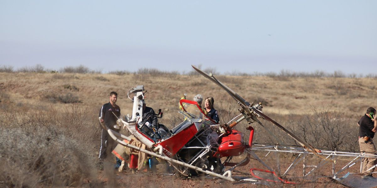 Pilot of crashed helicopter identified