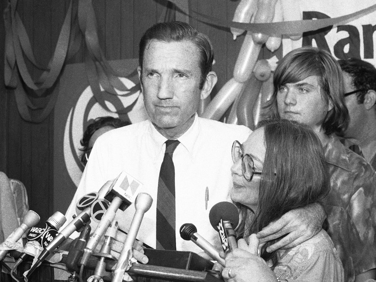 Ramsey Clark, attorney general under Johnson, dies at 93