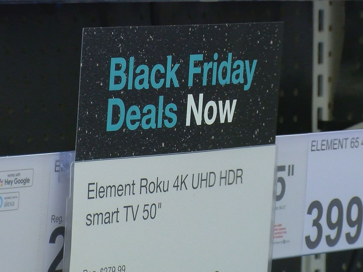 Retailers prepare for upcoming Black Friday shopping with COVD-19