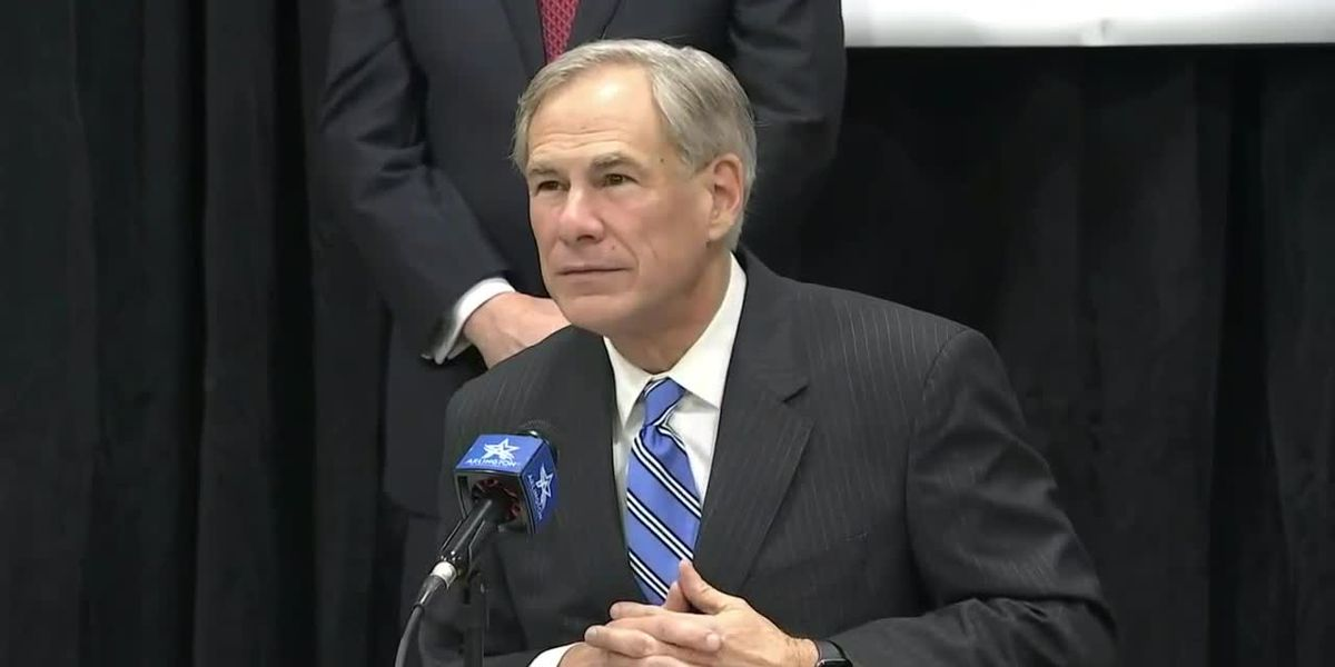 Governor Abbott provides update on COVID-19 vaccine efforts