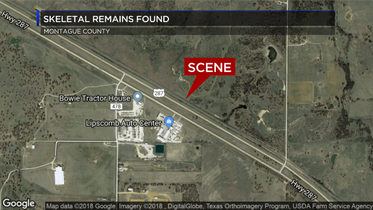 Montague Co  Sheriff's Office confirms identity of body found
