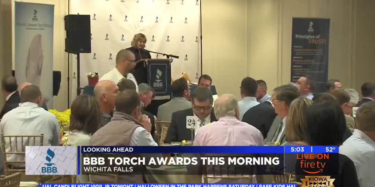 Winners of BBB Torch Awards for Ethics to be announced today