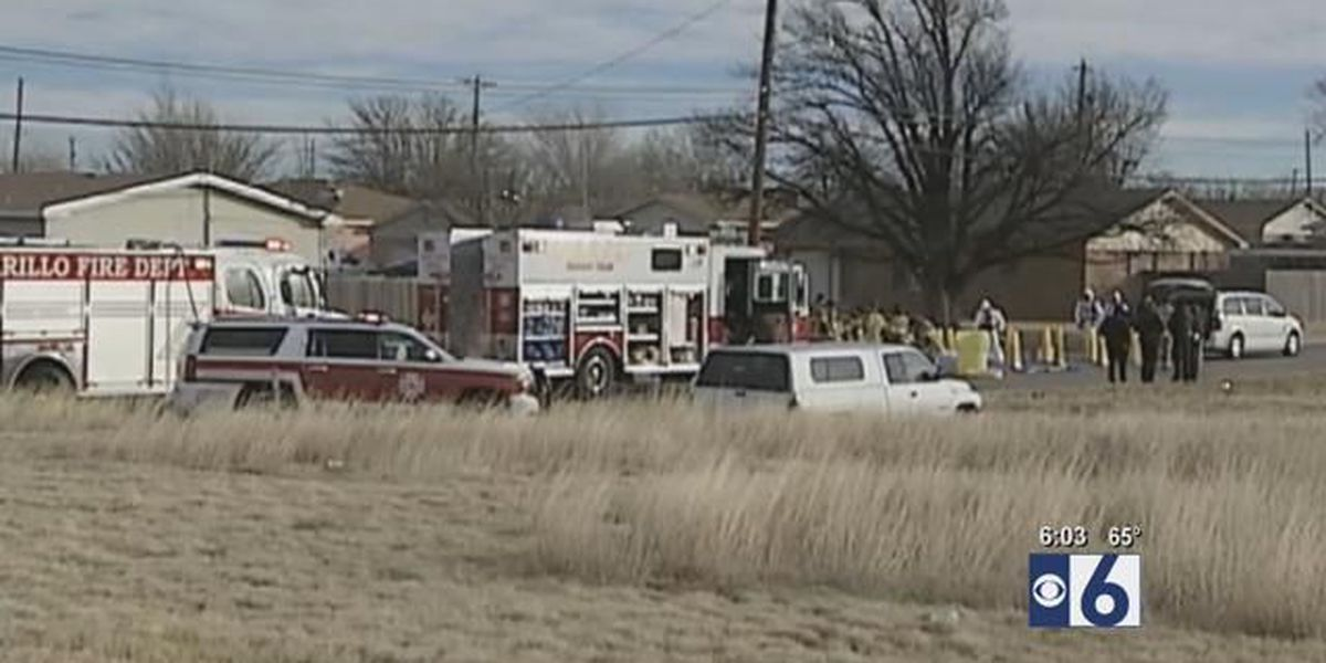 Amarillo woman critical after deadly accidental poisoning