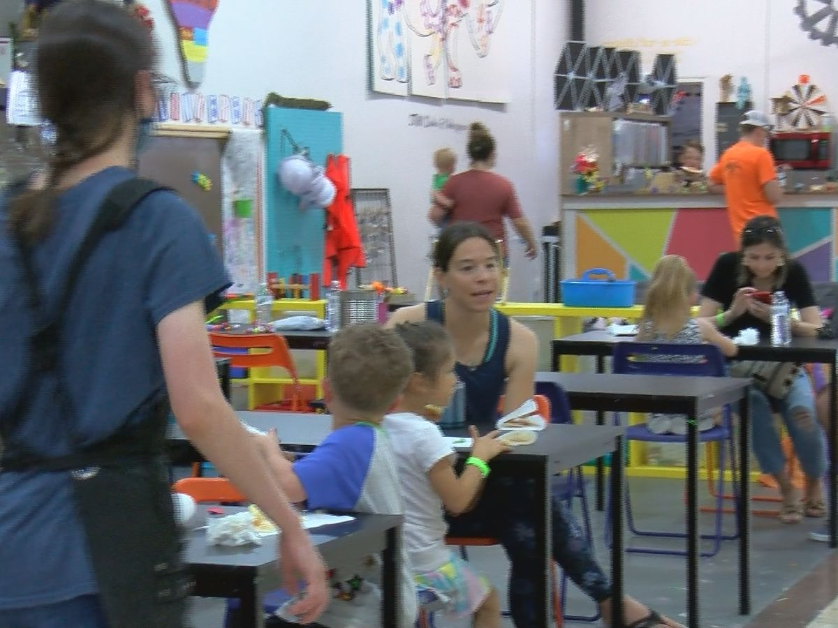 Crashworks helps support families through 'Foster Fun Fest'