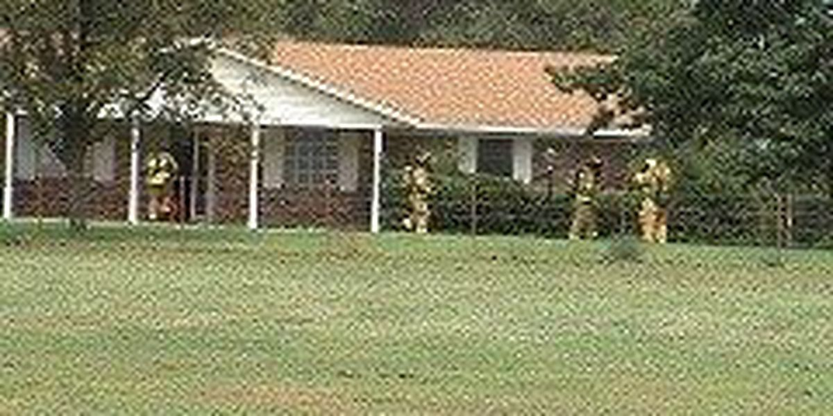 Fire Destroys Burkburnett Home