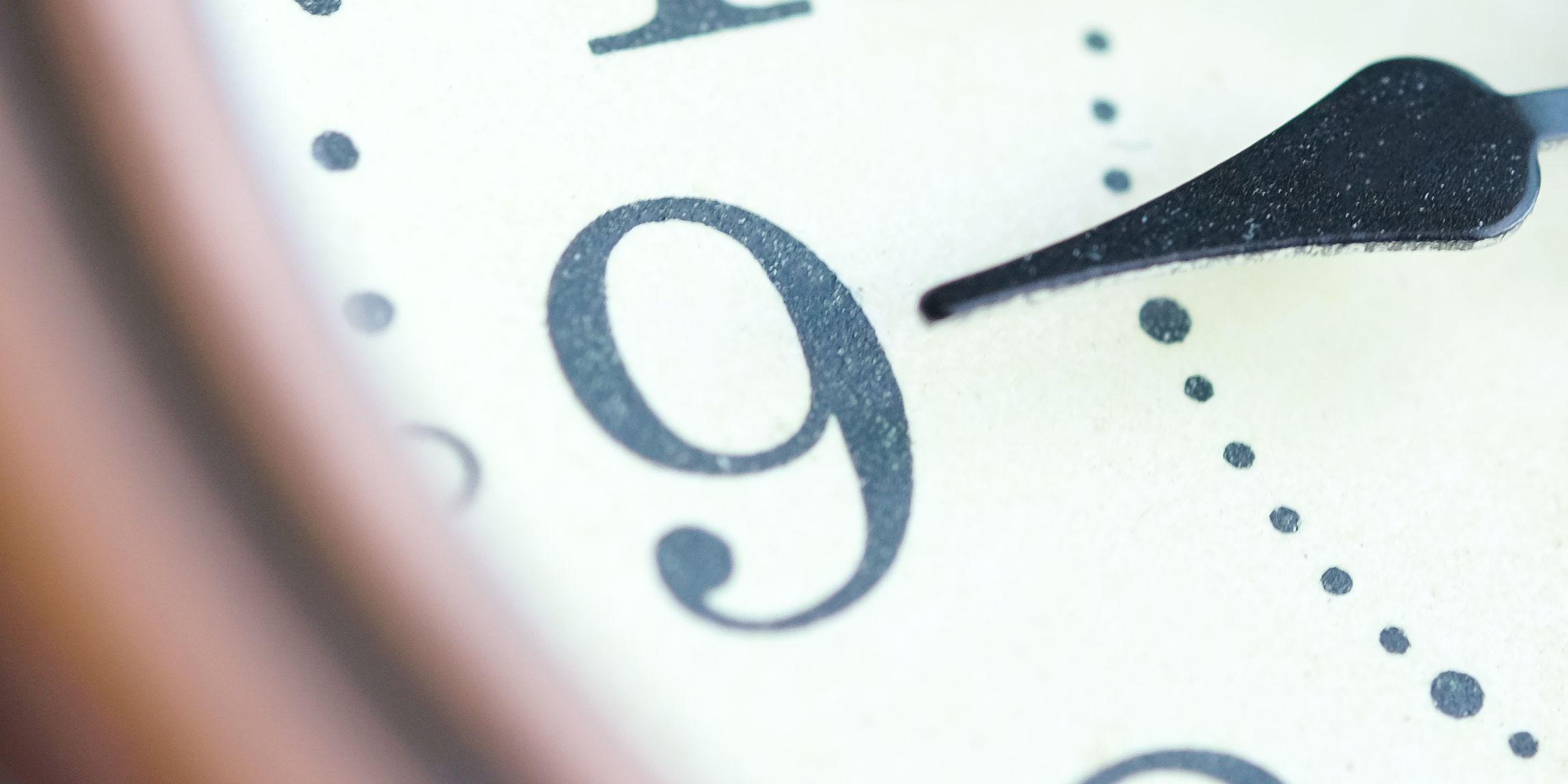 Spring forward! Daylight saving time starts Sunday