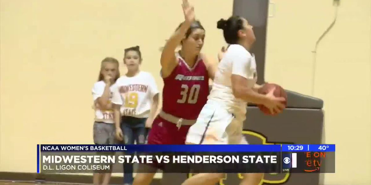 Midwestern State vs Henderson State highlights