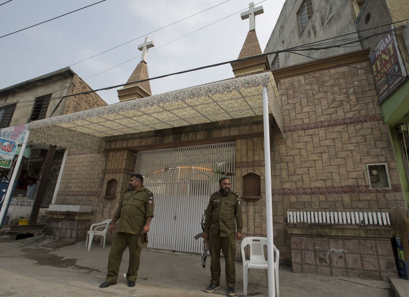 AP EXPLAINS: Pakistani Christians, an embattled minority