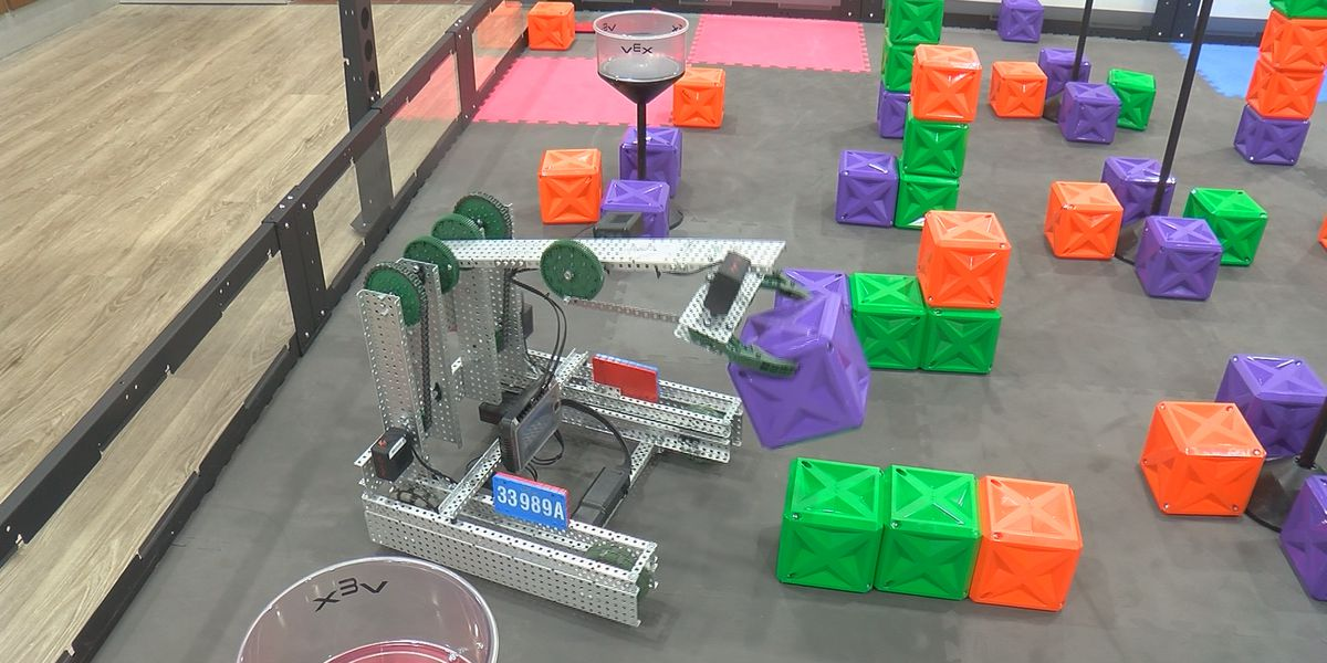 Robotics gets boost in Texoma