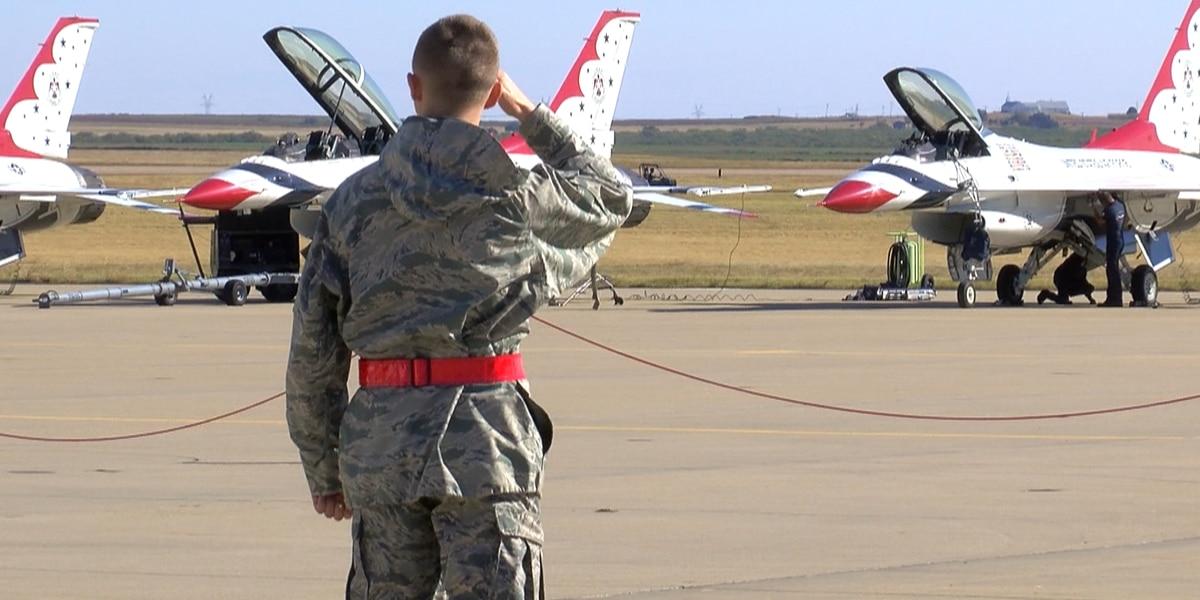 Guardians of Freedom Air Show kicks off in Wichita Falls