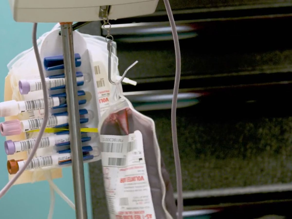 US eases blood donation limits for gay men due to shortage