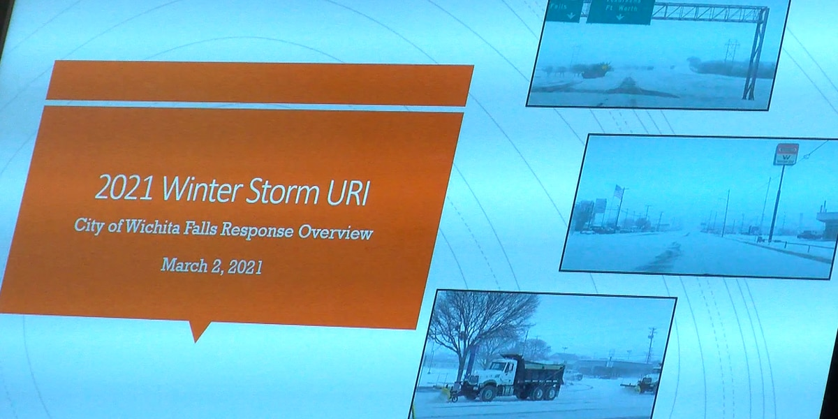 WF city leaders reflect back on February winter storm response
