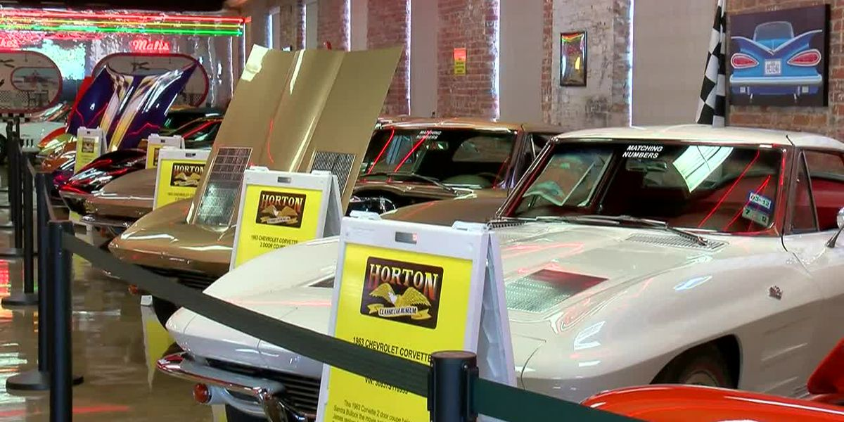News Channel 6 City Guide: Horton Classic Car Museum