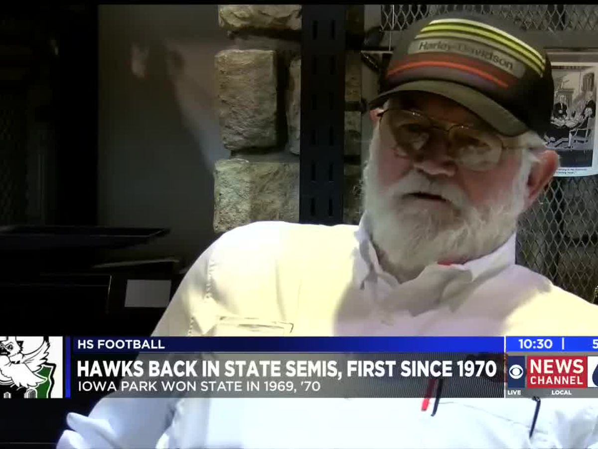 Member of the 1970 Iowa Park Hawks talks about the state semifinal run