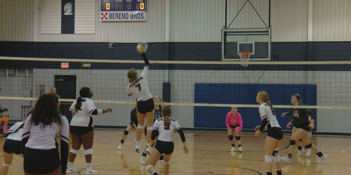 HS Volleyball Scores/Highlights: Aug 13