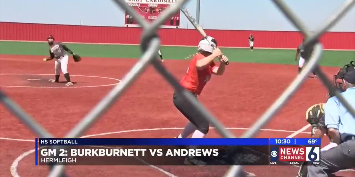 GM 2: Burkburnett vs Andrews highlights