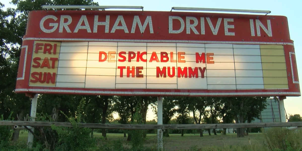 Graham Drive-In makes weekends for residents normal again