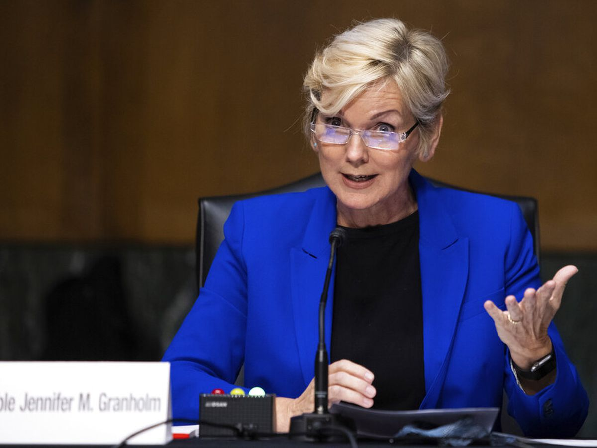 Senate confirms former Michigan Gov. Granholm as energy secretary