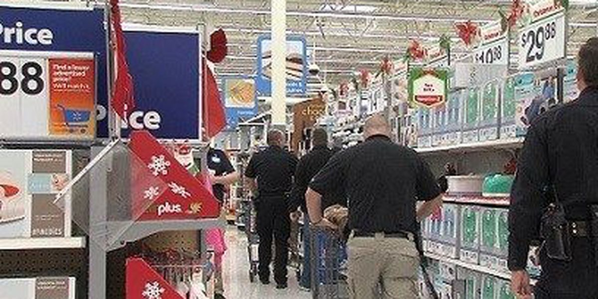 WFPD Hosted Their Annual Cops, Kids And Christmas Campaign