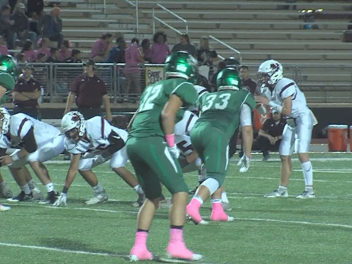 Game of the Week Preview: Iowa Park vs Vernon Lions