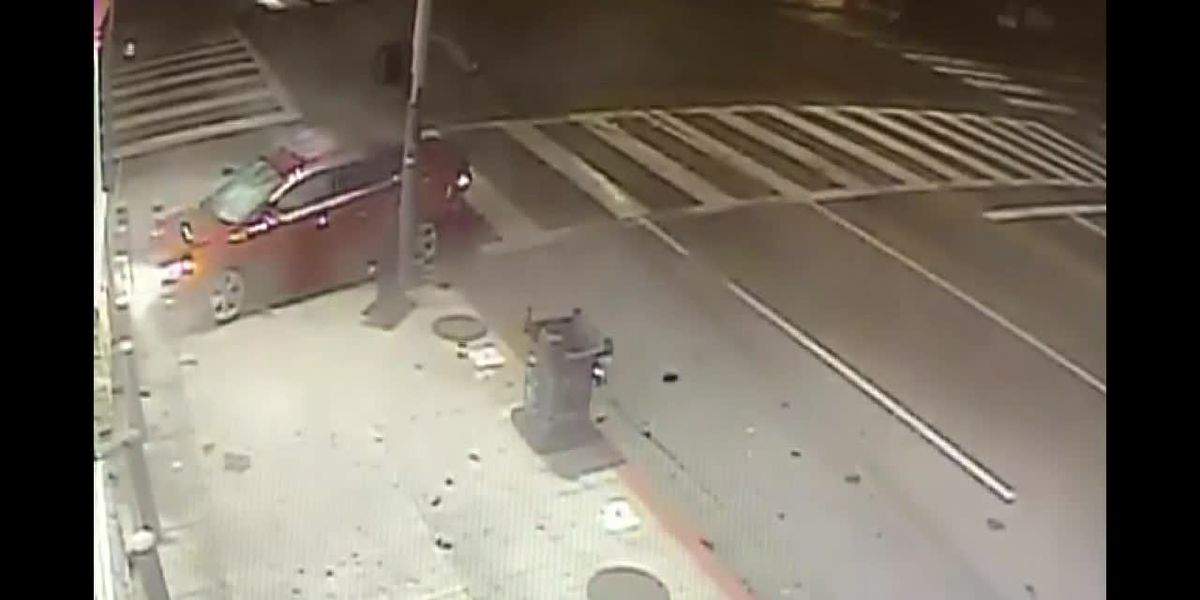 Street racer critically injures 2 girls in hit-and-run collision
