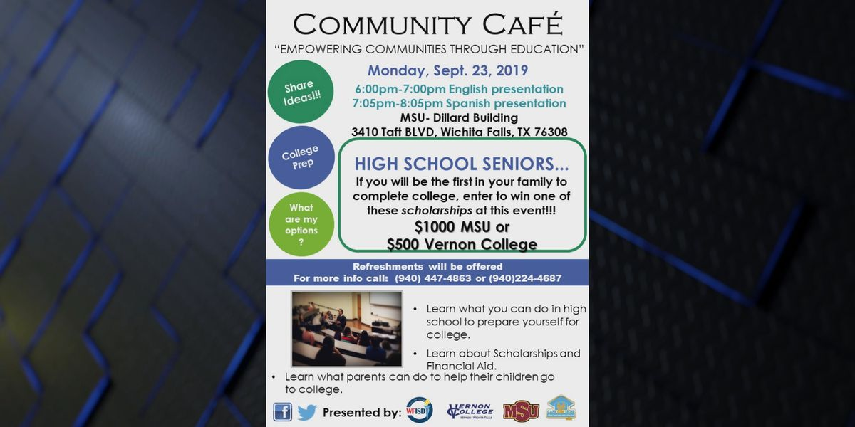 Café con Leche Community Café at MSU