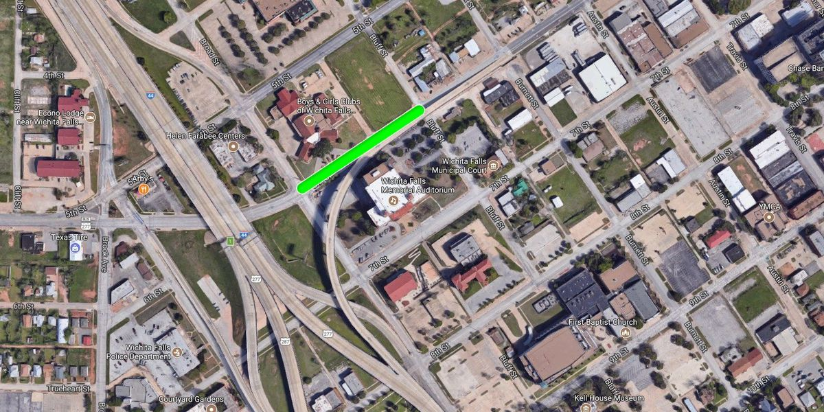 Work on 6th Street sewer line begins Wednesday