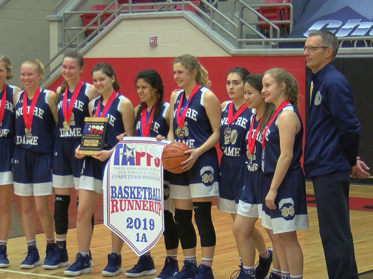Lady Knights finish season as state runners-up