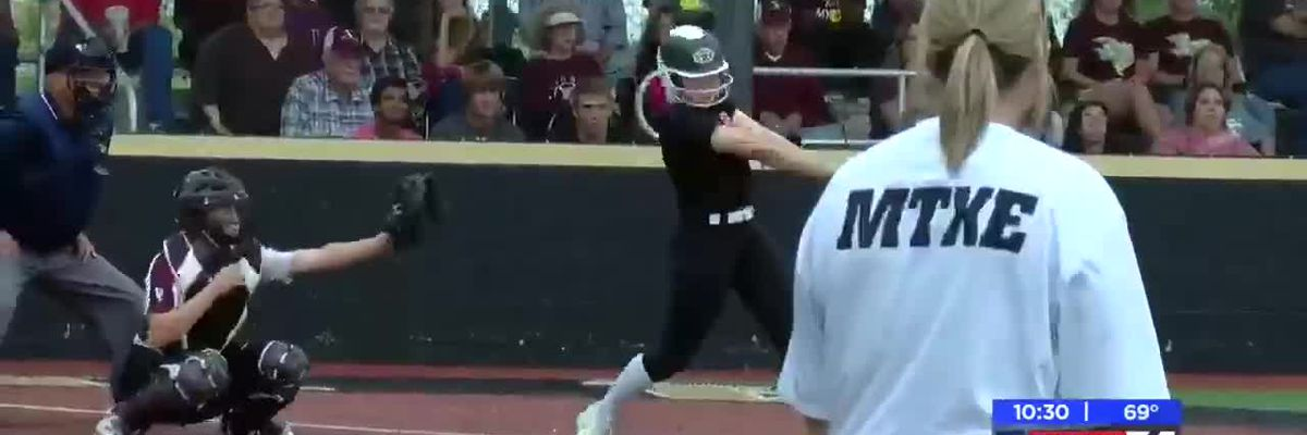 SOFTBALL: Vernon vs Burkburnett highlights