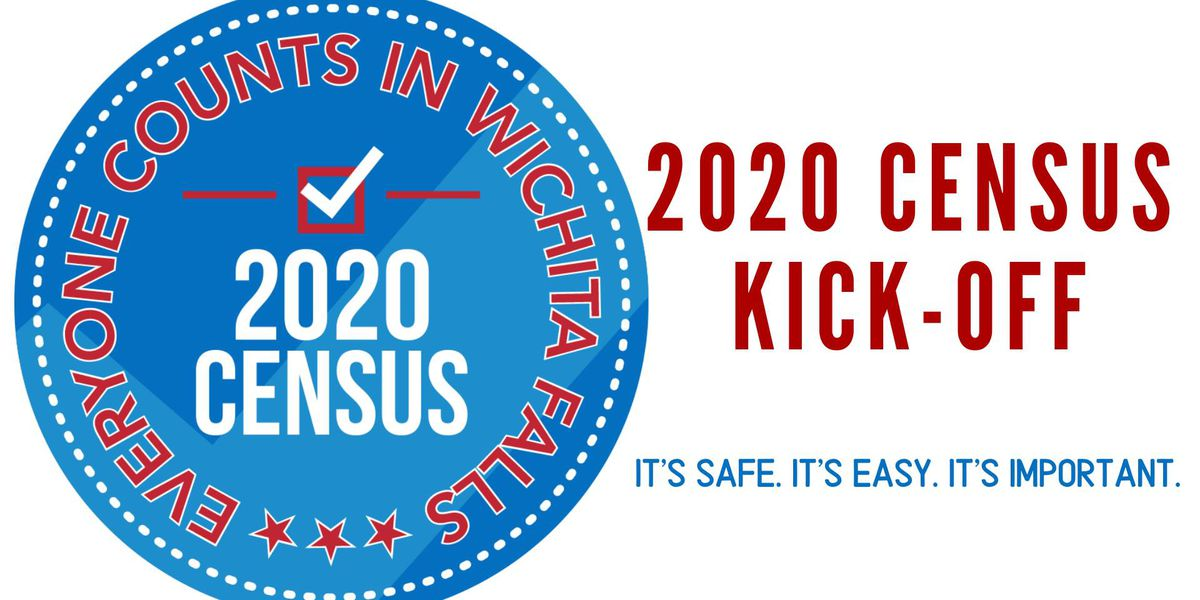 """Everyone Counts"": Wichita Falls census task force prepares for 2020"