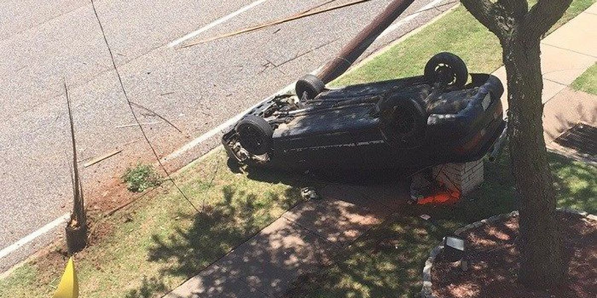 Mechanical issue likely responsible for accident on Southwest Parkway