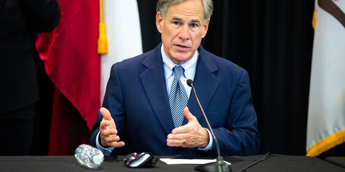 Gov. Abbott proposing tax restrictions on cities that cut police funding