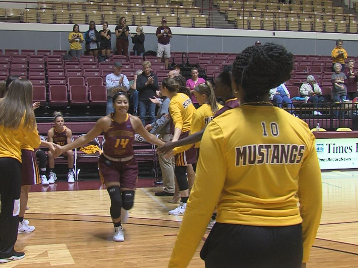 Mustangs confident in third meeting with Tarleton State