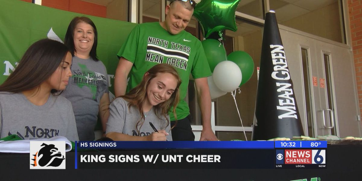 Burk's King, Bowie's Partridge sign for collegiate athletics