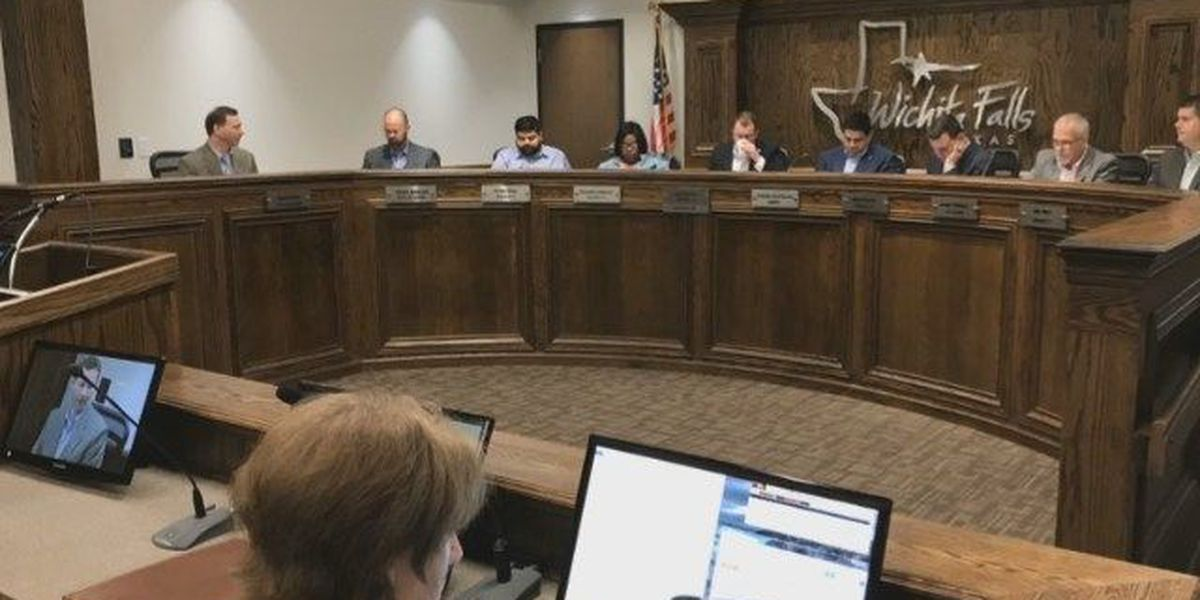 Wichita Falls councilors consider several projects for bond