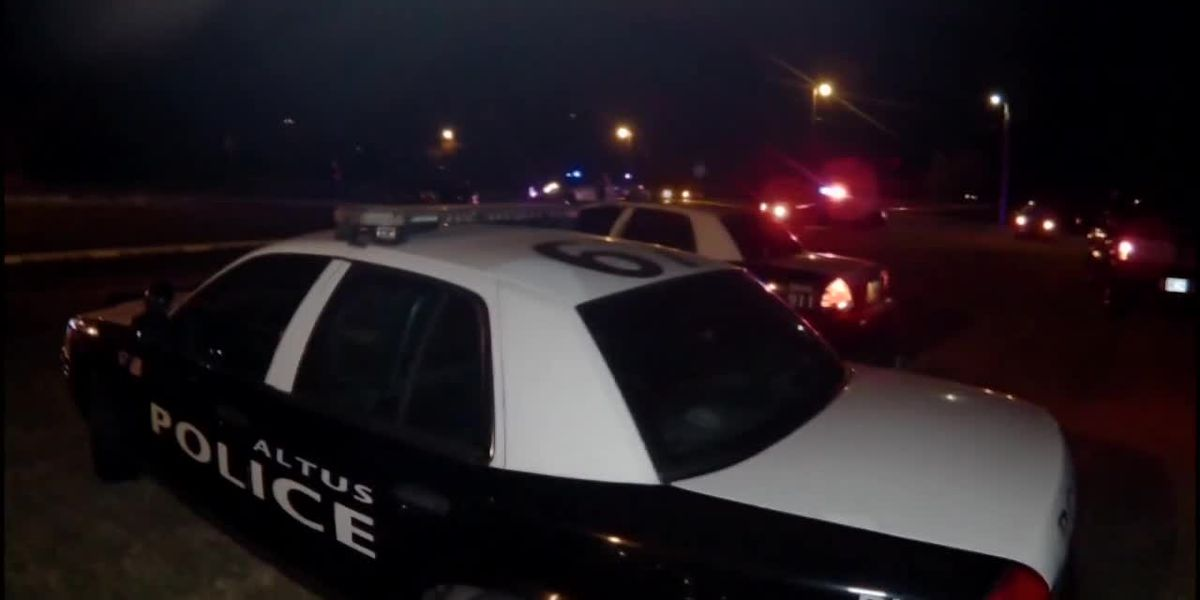 Altus Police Department investigating six separate shootings since Friday