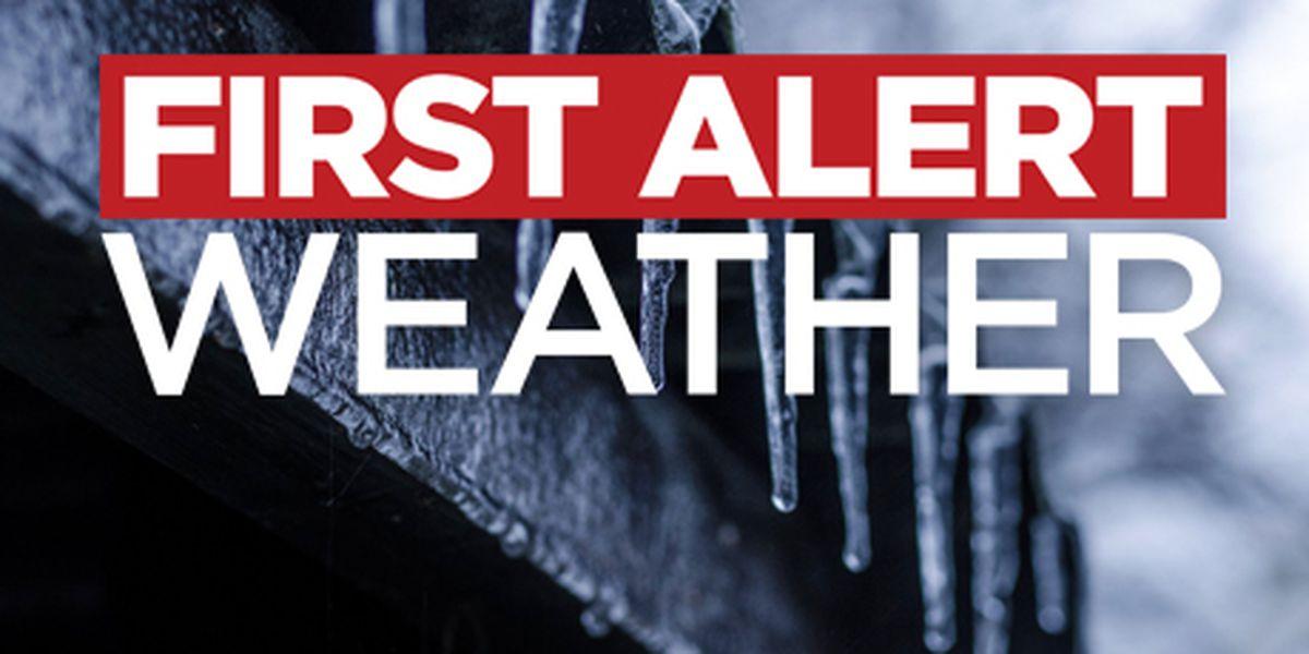 FIRST ALERT: Winter Storm Impacts Texoma Through Thursday night