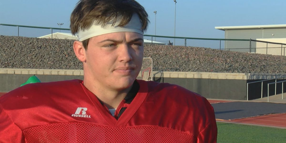 Iowa Park's Green named Blitz on 6 Player of the Week