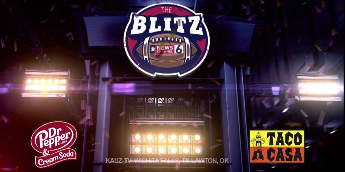 Blitz on 6 High School Football Scoreboard
