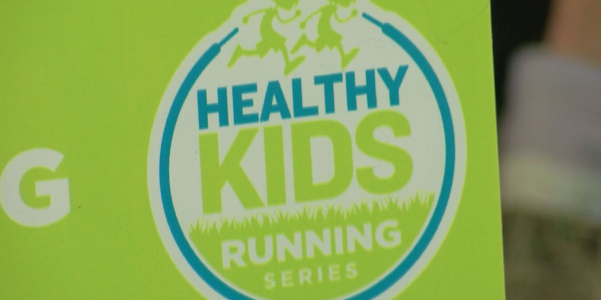 Healthy Kids Running Series completes second race