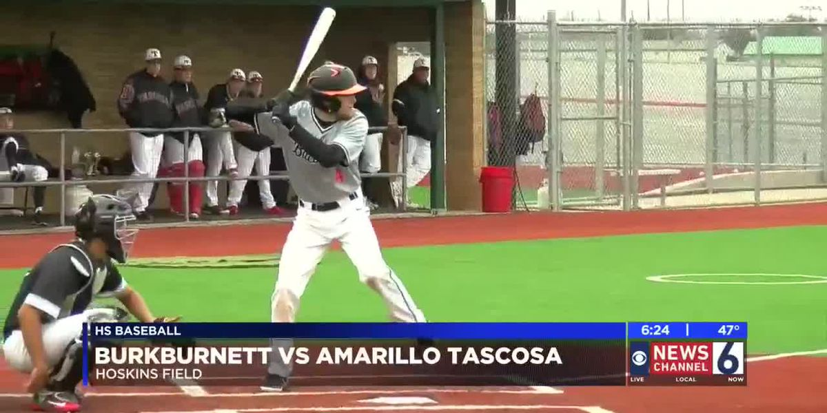 BASEBALL: Burkburnett vs Tascosa highlights