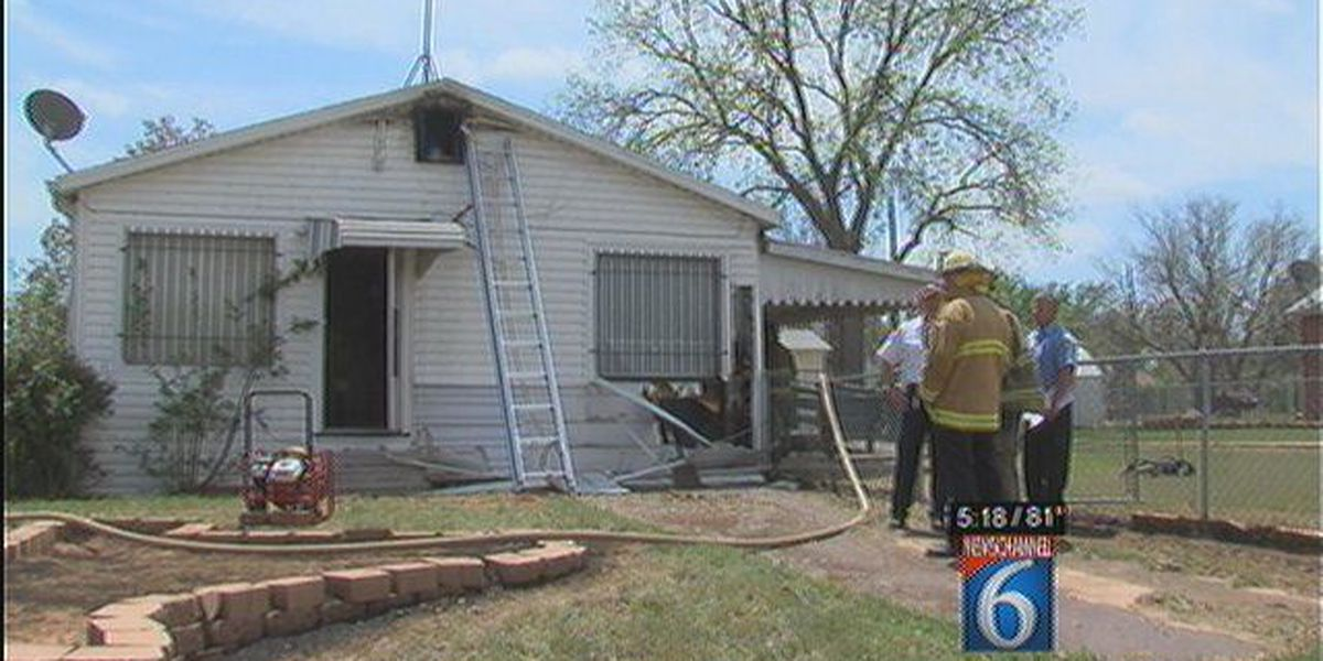 Man Accidentally Burns Part Of Grandmother's Home