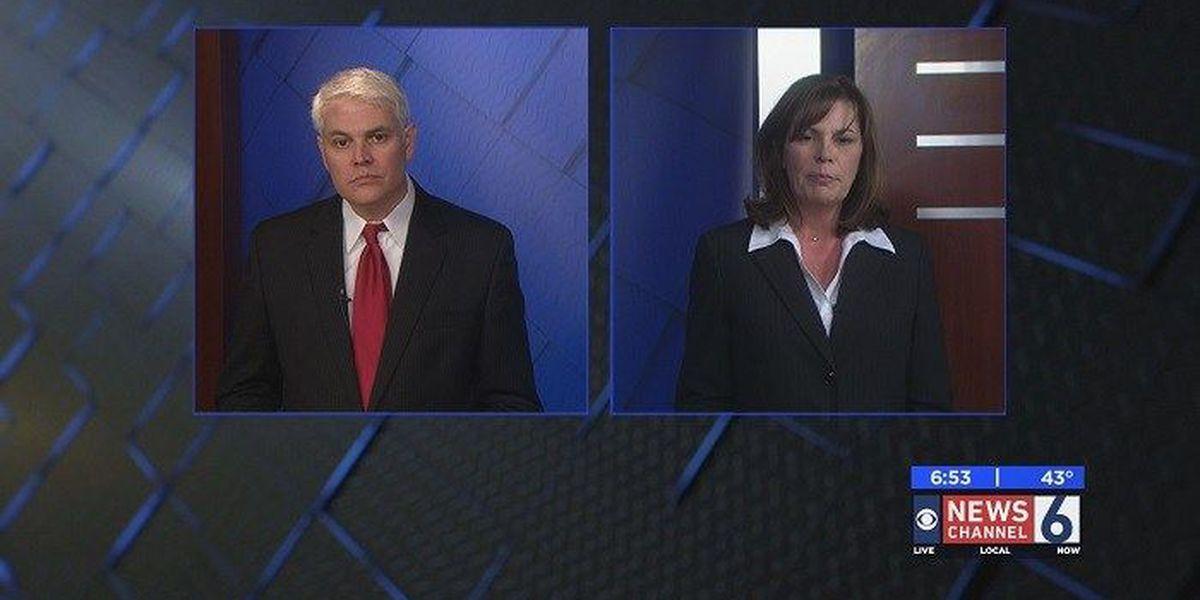 Wichita Co. DA candidates engage in heated debate