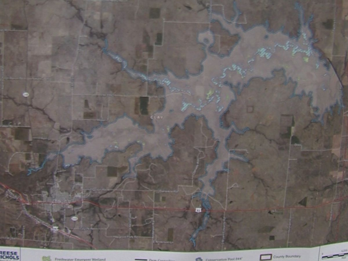 Lake Ringgold project raises questions
