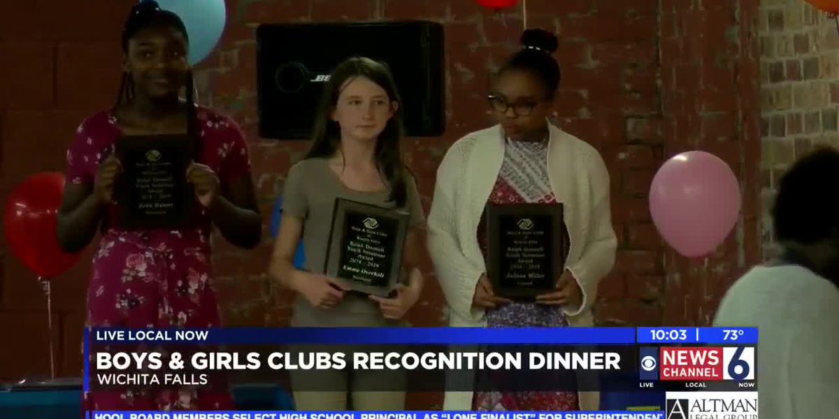 Boys & Girls Club holds 67 Annual Recognition Dinner