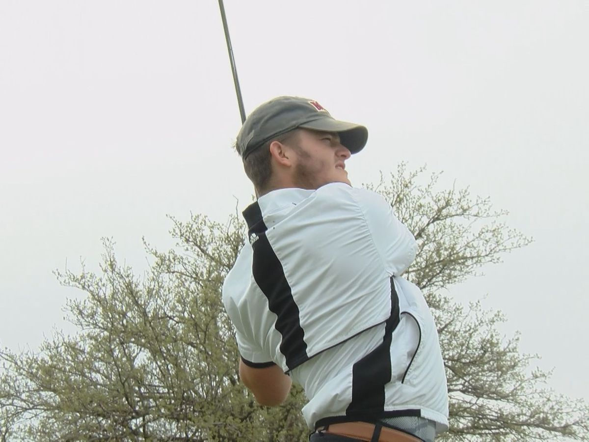 On the Range with MSU/Quanah golfer JT Boyd